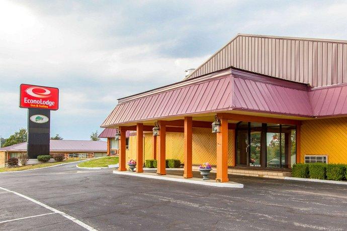 Econo Lodge Inn & Suites Gilbertsville