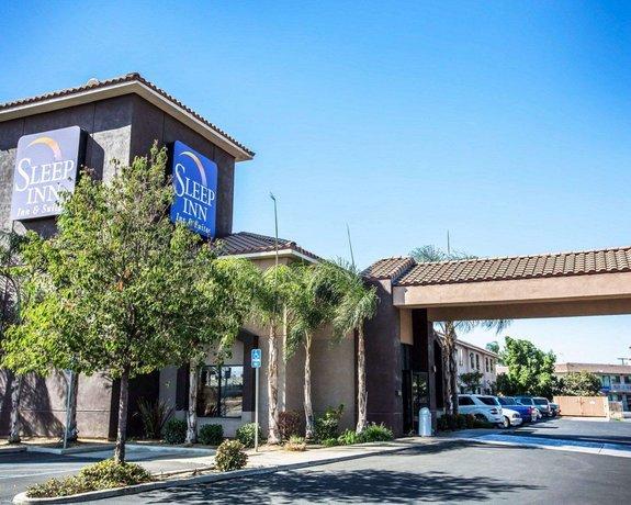 Sleep Inn and Suites Bakersfield