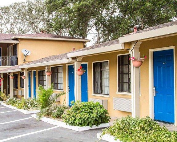 Rodeway Inn Monterey