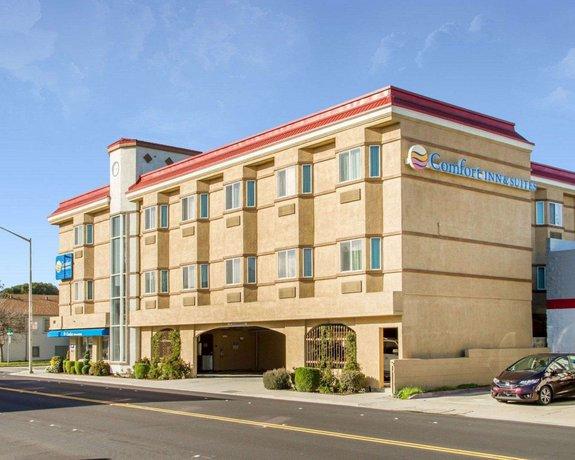 Comfort Inn & Suites San Francisco Intl Airport West