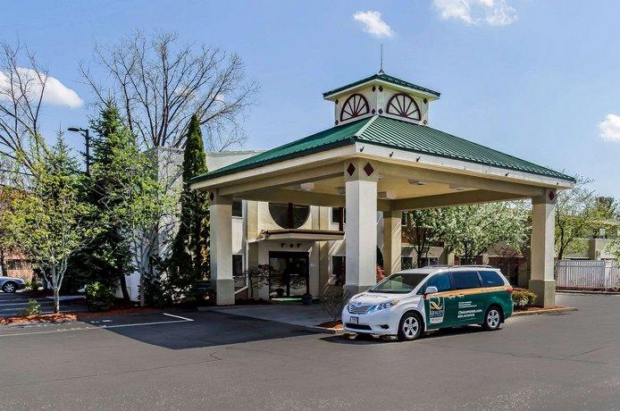 Quality Inn & Suites Boston Lexington