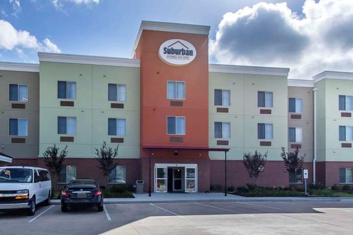 Suburban Extended Stay Hotel Donaldsonville
