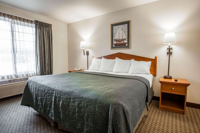 About Quality Inn Suites Federal Way Seattle