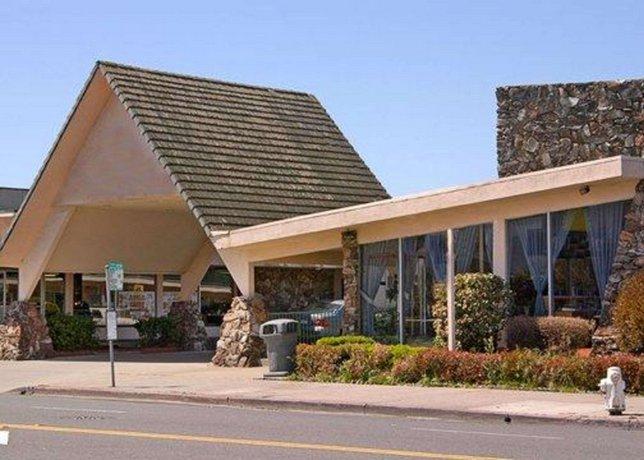 Rodeway Inn Oakland Alameda