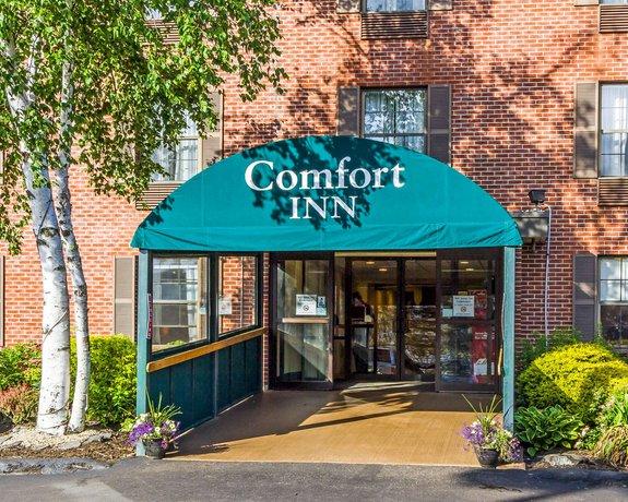 Comfort Inn Airport South Portland