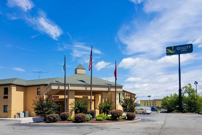Quality Inn Clinton Tennessee