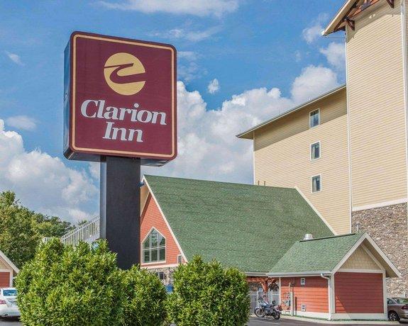 Clarion Inn Dollywood Area