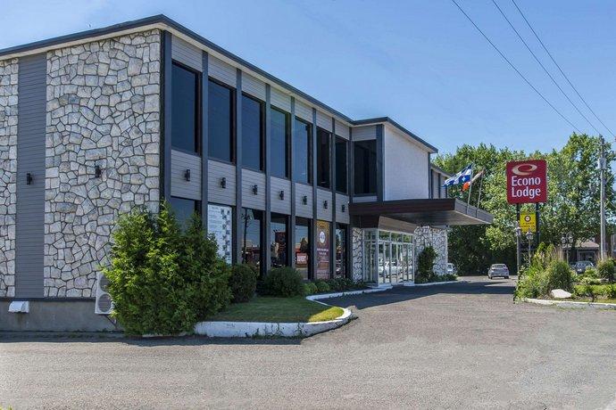 Hotel Econo Lodge Quebec