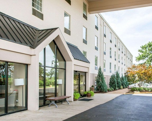 Comfort Inn St Louis Westport Saint Louis Compare Deals