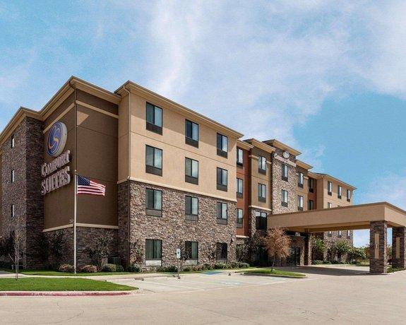 Comfort Suites Greenville Greenville