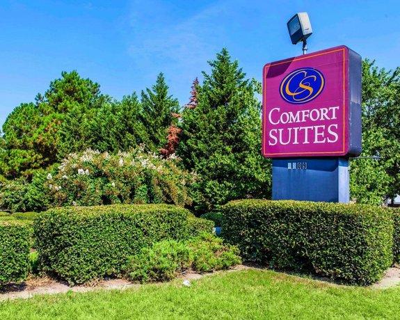Comfort Suites Raleigh