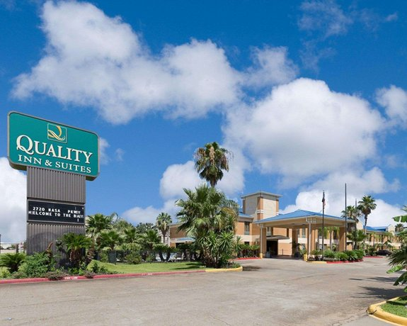 Quality Inn and Suites Seabrook  NASA  Kemah  pare Deals