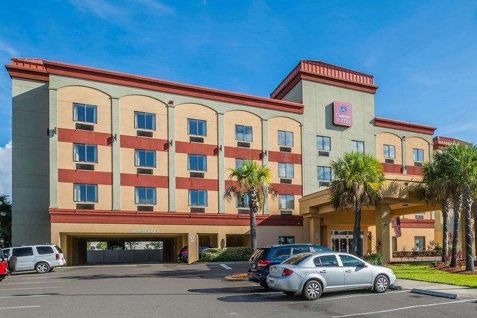 Comfort Suites Jacksonville FL