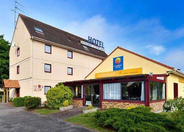Comfort Hotel Rouen Sud Cleon - Restaurant Le Seinomarin