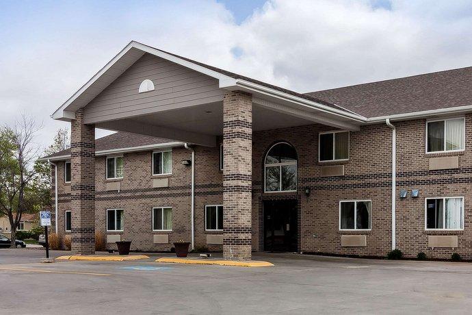 Rodeway Inn Holdrege Nebraska