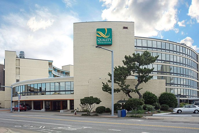 Quality Inn & Suites Oceanfront