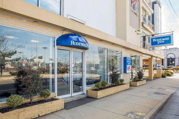 Rodeway Inn Oceanview Atlantic City