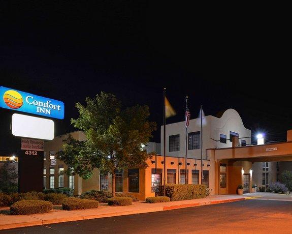 Comfort Inn Santa Fe