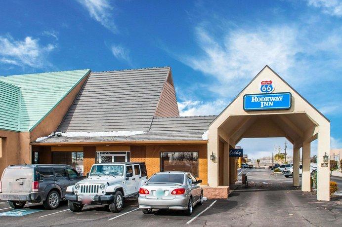 Rodeway Inn East Albuquerque