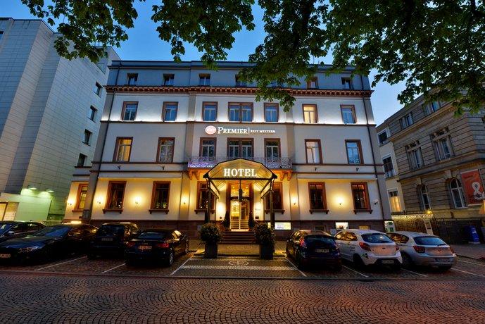 Best Western Premier Hotel Victoria Freiburg Im Breisgau Vergelijk Aanbiedingen