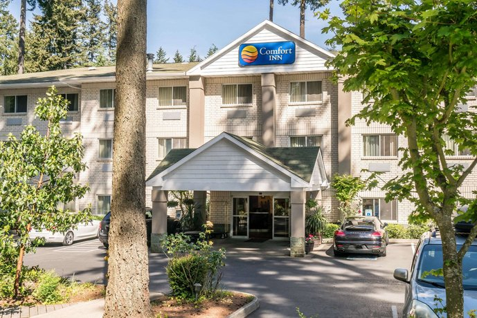 Comfort Inn Olympia - Lacey