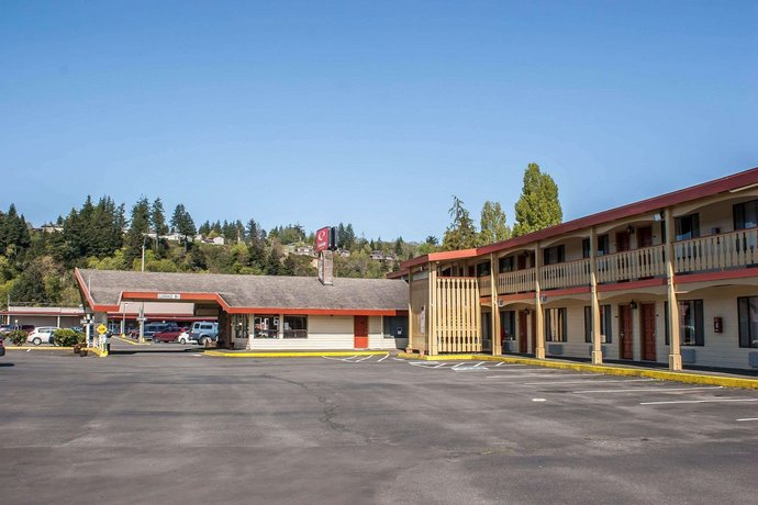 Econo Lodge Inn and Suites Hoquiam