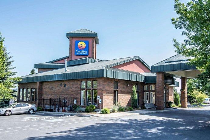 Comfort Inn & Suites Spokane Valley
