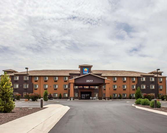 Comfort Inn and Suites Thatcher