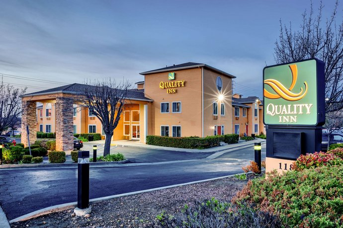Quality Inn near Six Flags Discovery Kingdom-Napa Valley