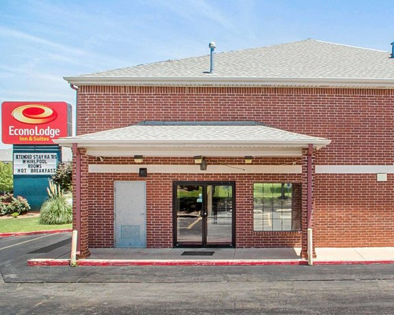 Econo Lodge Inn & Suites Tulsa