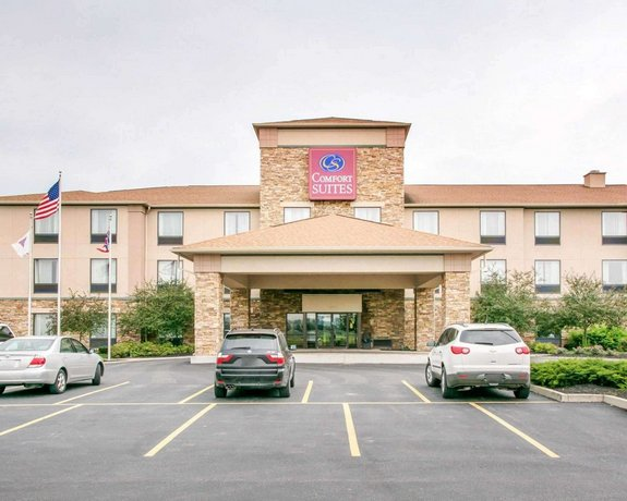 Comfort Suites Wright Patterson Dayton Ohio