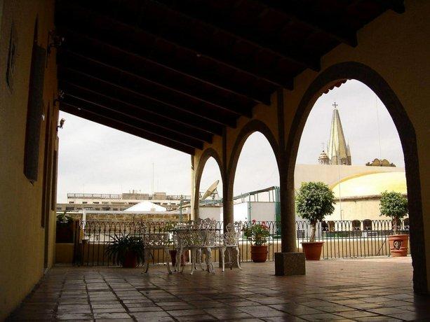 Hotel Frances Guadalajara