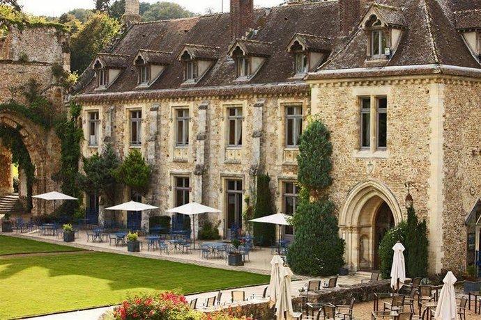 Hôtel Abbaye Des Vaux Cernay-la-Ville
