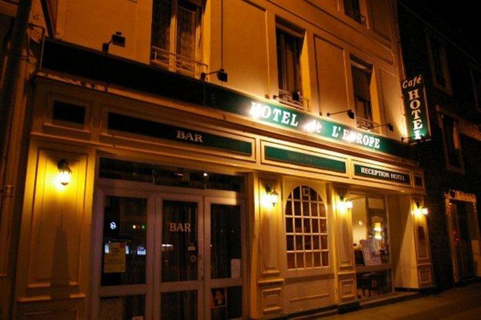 Hotel de l'Europe Saint-Malo