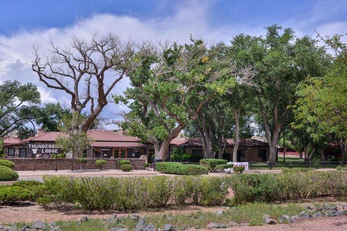 Thunderbird Lodge Chinle