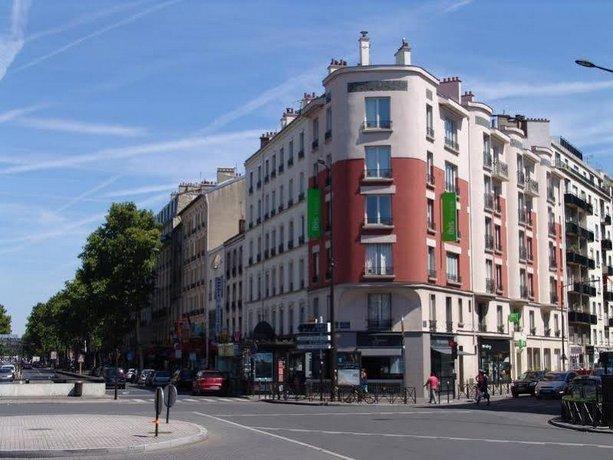 Timhotel Boulogne-Billancourt Regina