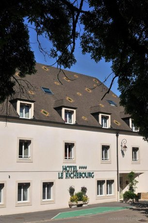 Le Richebourg Hotel Restaurant & Spa