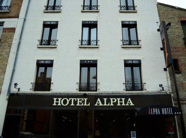 Hôtel Alpha Paris Tour Eiffel