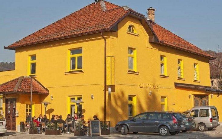 Gostilna Pri Katrci Hotel Ljubljana