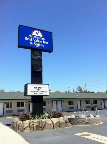 Americas Best Value Inn & Suites Redding