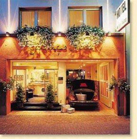 Hotel Goldene Rose Heidelberg