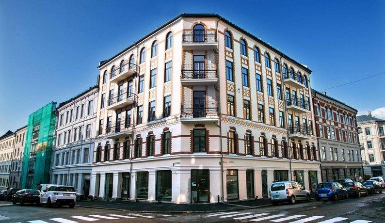 Oscar House Apartments - Odinsgate 10
