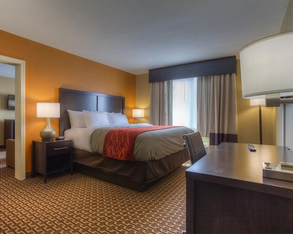 Quality Inn and Suites Chattanooga