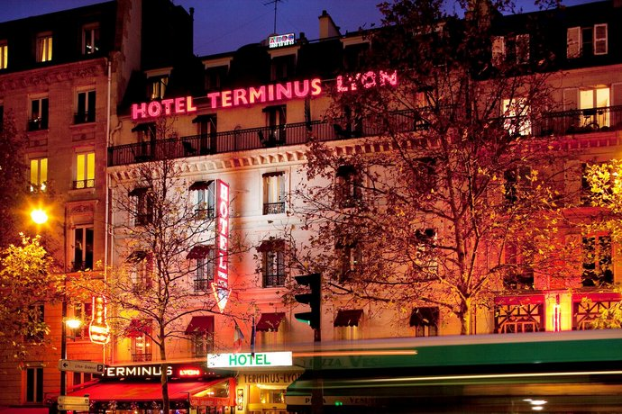 Hôtel Terminus Lyon