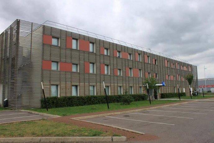 Hotel Ibis Metz Technopole