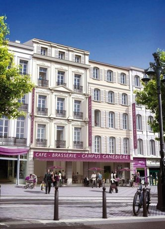 Odalys City Marseille Canebiere Aparthotel