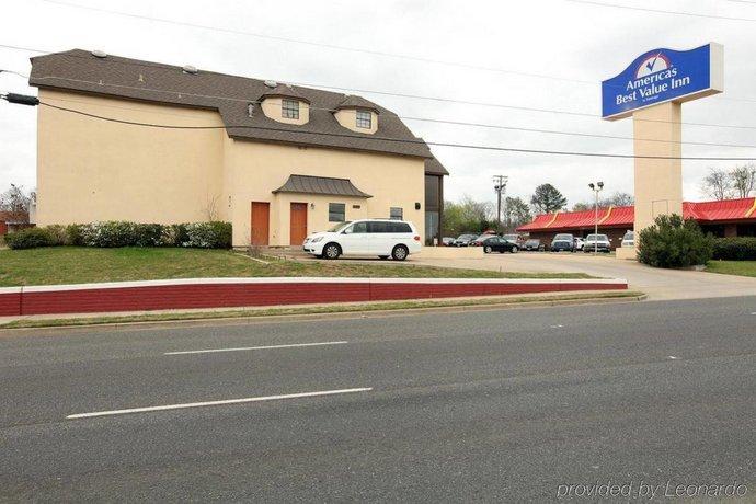 Americas Best Value Inn Estes Parkway