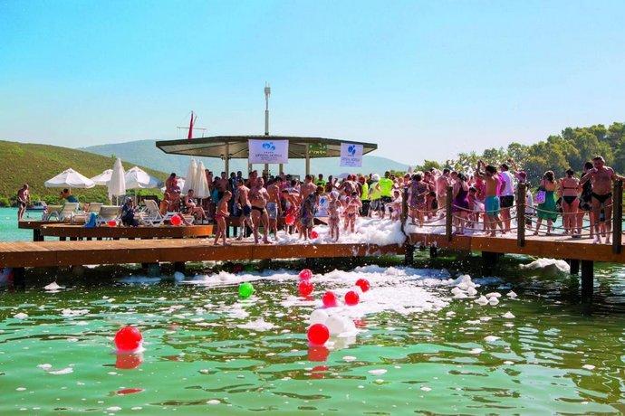 Crystal Green Bay Resort Spa Bodrum Mugla Turkey