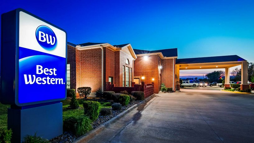 Best Western Stateline Lodge West Siloam Springs