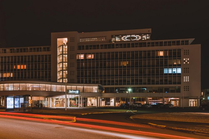 Radisson Blu Saga Hotel Reykjavik